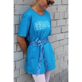 9e553c43be7 Laulu- ja tantsupeo kingipood - MINU ARM sinine kleit naistele
