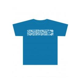 a582dfe8a48 Laulu- ja tantsupeo kingipood - MUUSIKA sinine t-särk naistele - Naiste  särgid - Särgid