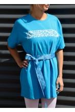MUUSIKA sinine kleit naistele