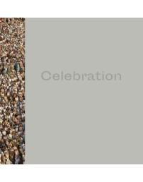 Eesti laulu- ja tantsupeo 150. sünnipäevaks valminud ajatu pidulik trükis Celebration