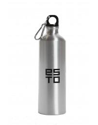 Korduvkasutatav veepudel ESTO logoga