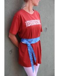 MUUSIKA pruun kleit naistele