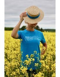 MINU ARM sinine t-särk naistele