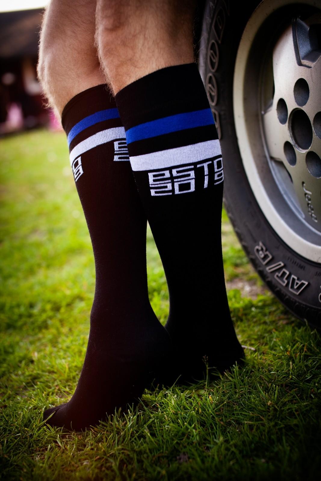 Cotton knee-highs ESTO