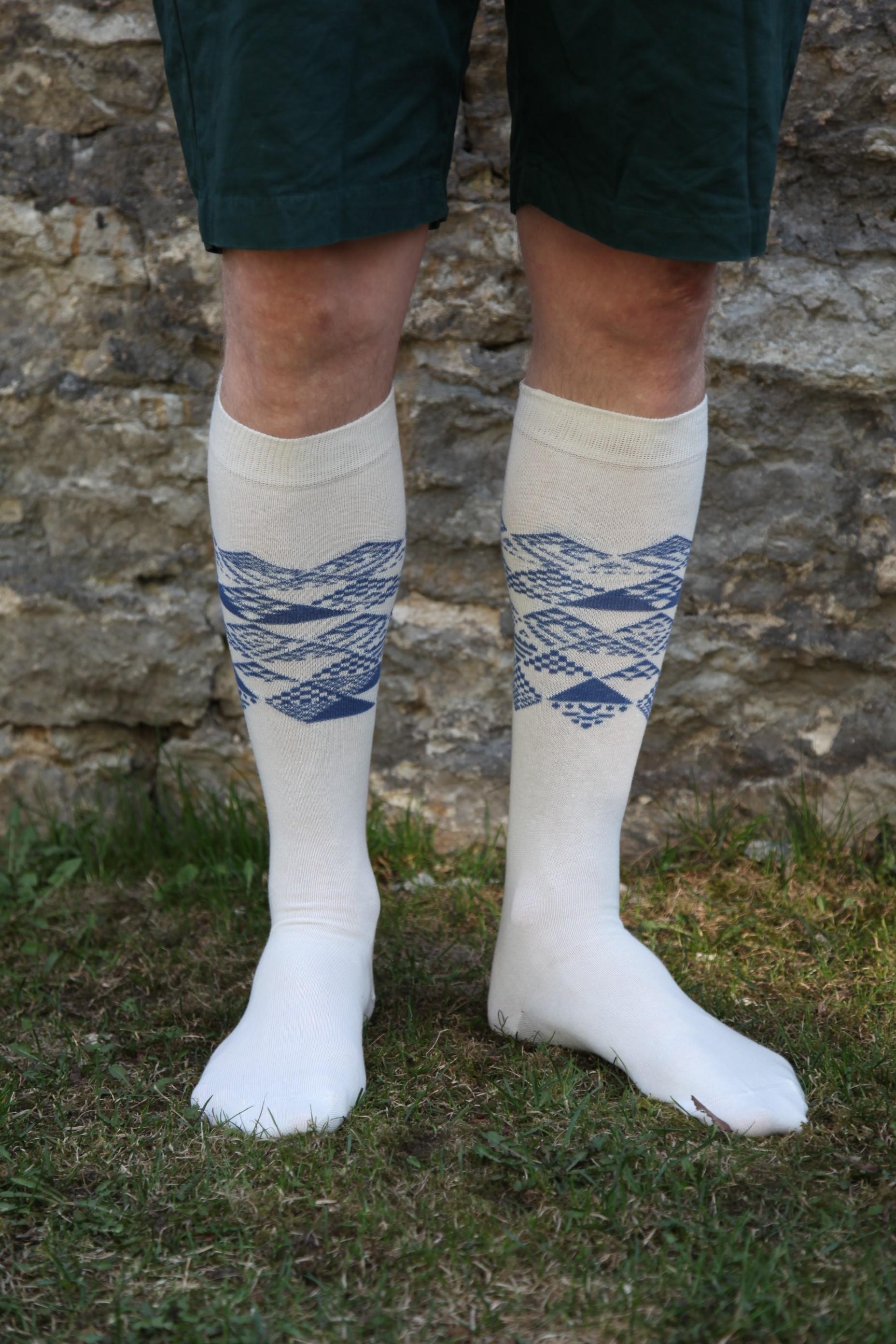 MINU ARM (My love) men's cotton knee-highs