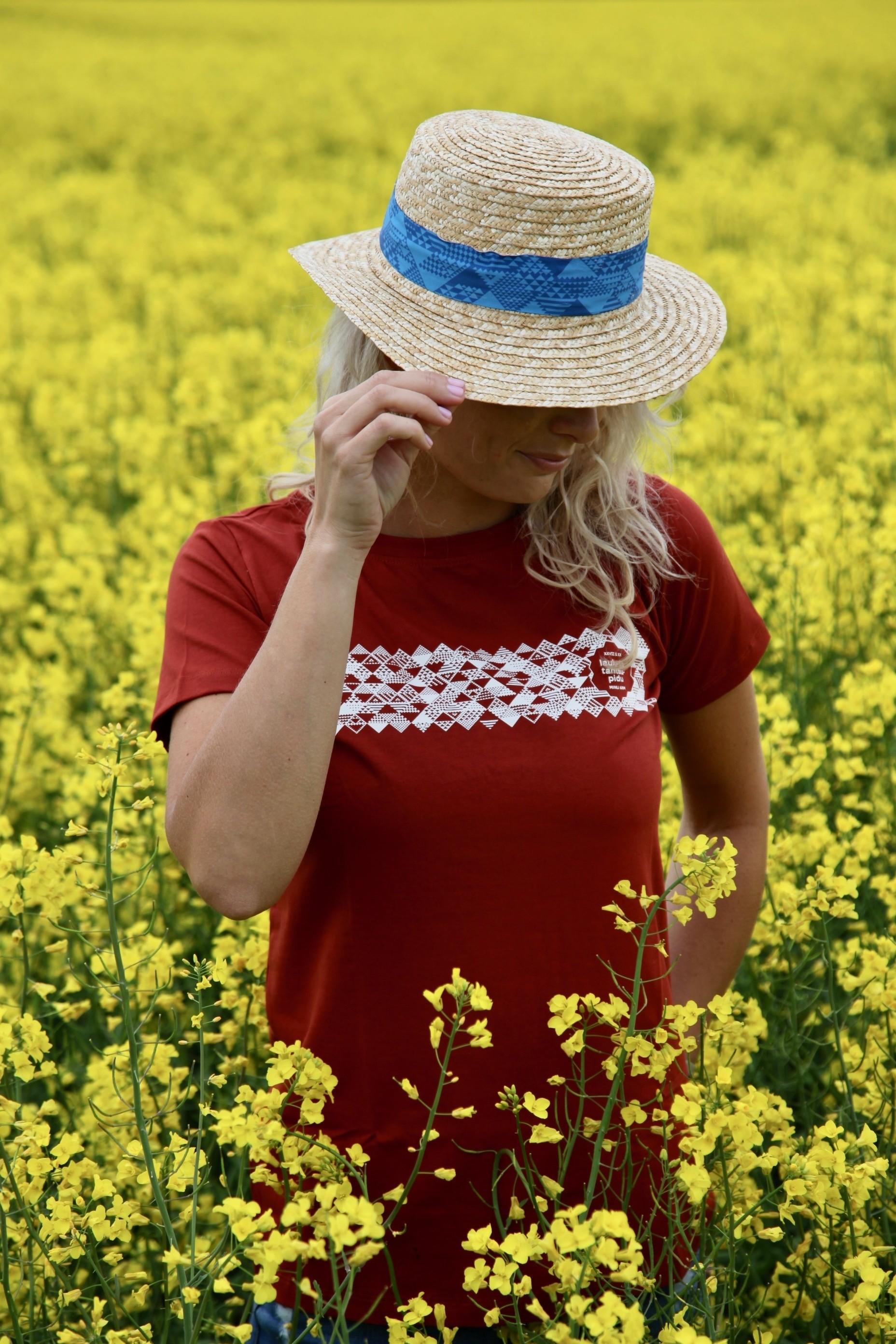 Women's T-shirt MUUSIKA (music)