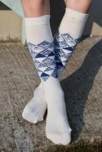 MINU ARM (My love) children's cotton knee-highs