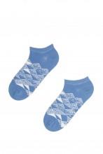 Cotton low-cut socks MINU ARM (My love), 10 pairs