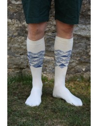 MINU ARM (My love) men's cotton knee-highs
