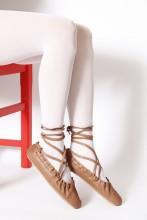 Женские колготки для народного костюма ECOCARE 3D 40DEN recycled, цвет: белый