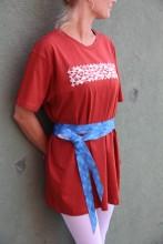 Женское платье коричневого цвета MUUSIKA («Музыка»)