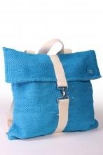 Laulupeo särkidest valmistatud seljakott 42 x 40 cm