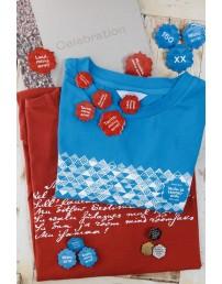 Комплект сувениров с праздника песни и танца для коллекционеров